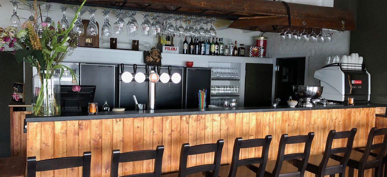 Kom ons vernieuwde havencafé ontdekken!